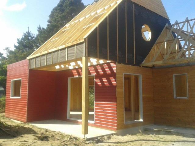 Bienvenue sur le site de C.COBOIS, charpentier à Montaigu